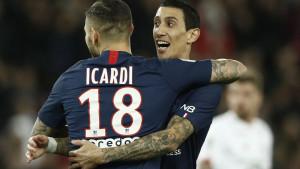 Mbappe asistirao, Di Maria šutirao, a gol pripisan Icardiju