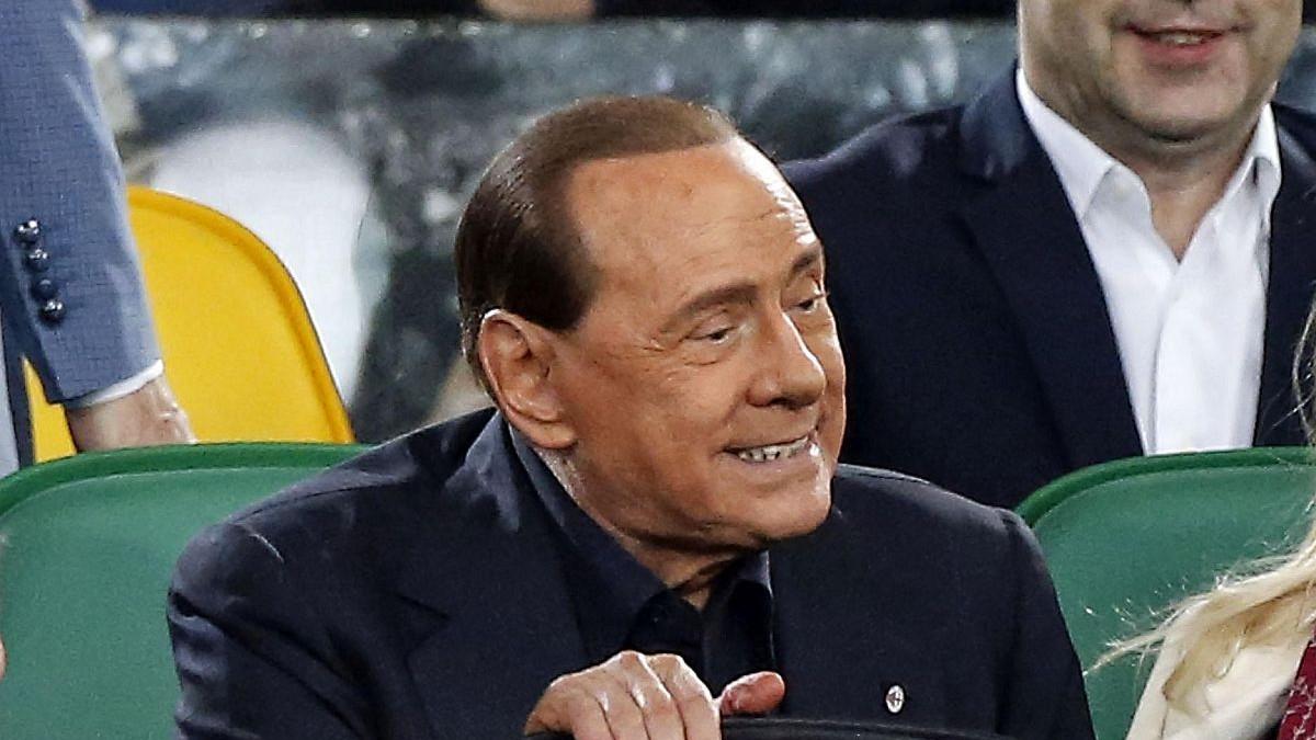 Berlusconi: Timovi u Seriji A imaju po 11 stranaca, njihova imena se ne mogu izgovoriti