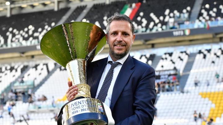 Direktor Juventusa u London nije otputovao samo zbog Maurizija Sarrija