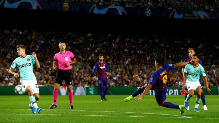 Luis Suarez s dva sjajna gola donio Barceloni preokret protiv Intera