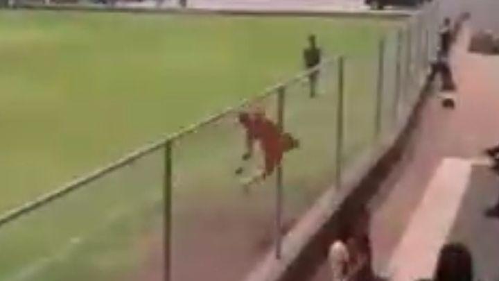 Nikom nije jasno zašto je na ovaj način proslavio gol