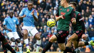 Manchester City rutinski protiv Aston Ville