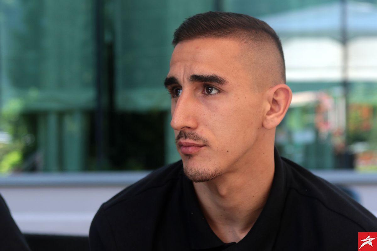 Guzina: Znao sam gdje dolazim i kakva je konkurencija, na mojoj poziciji je najbolji igrač lige...