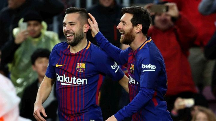Jordi Alba: Ubili bi nas u Barceloni da smo u Realovoj situaciji