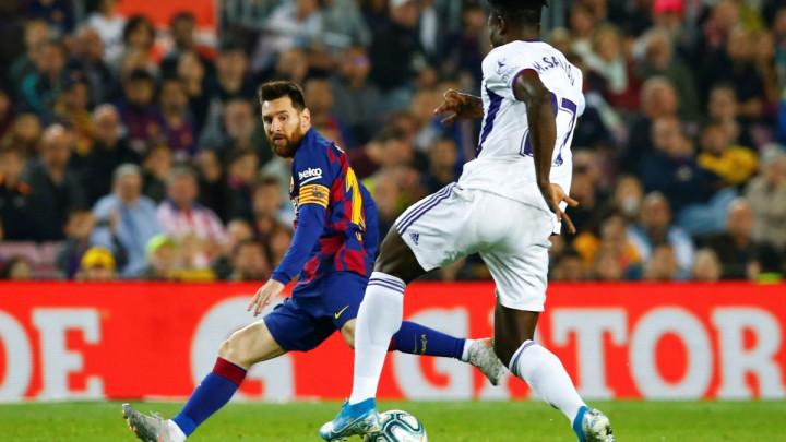 Messi mu provukao loptu kroz noge, a njegov izraz lica postao hit na društvenim mrežama