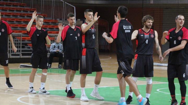 Avdibegović i Stevanović predvode OKK Čelik u naredne dvije utakmice