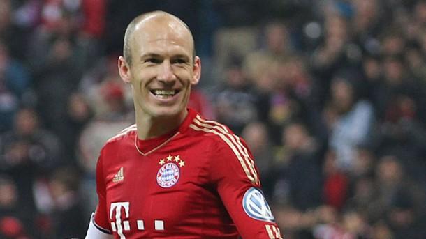 Robben: Ovo je najbolji tim za koji sam igrao