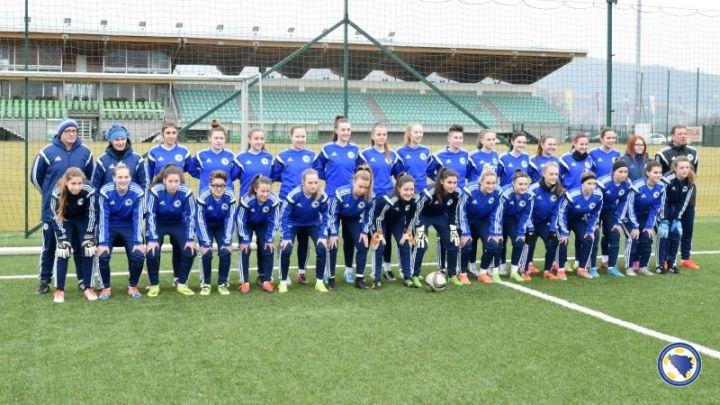 Selektor ženske  U-17 reprezentacije Lucić objavio spisak