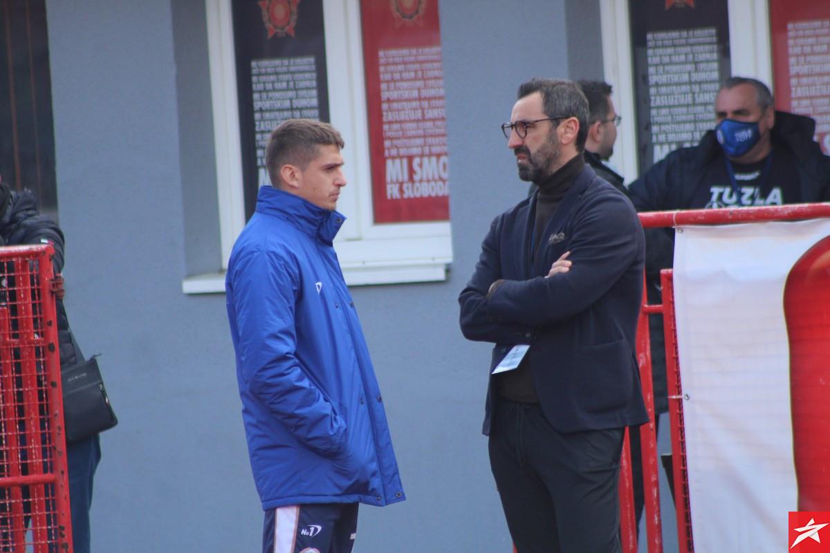 Zlatan Nalić više nije trener FK Tuzla City?
