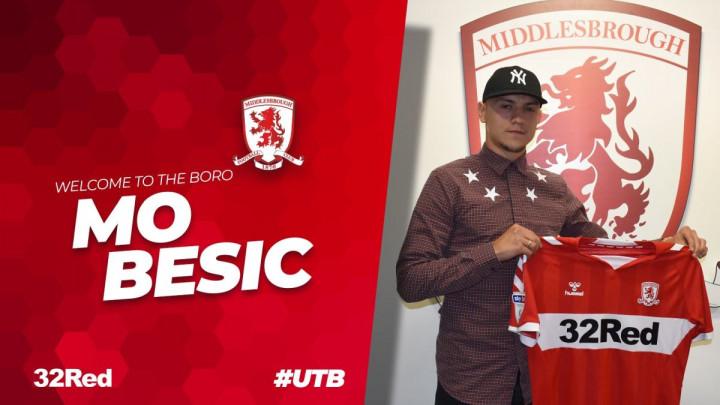 Muhamed Bešić se vratio u Middlesbrough