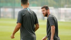 Messi konkuriše za duel protiv Dortmunda, ali kvote na kladionici su razočarale navijače Barce