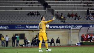 Asmir Begović se oglasio na Twitteru nakon odličnog debija za Qarabag