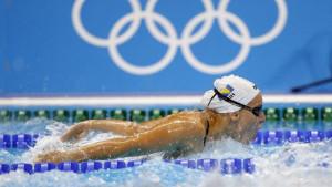 Amina Kajtaz postavila novi rekord na 200 metara delfin
