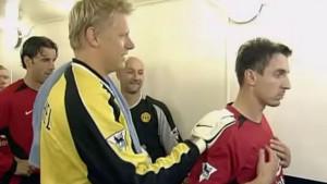 U susret gradskom derbiju: Potez Nevillea ga je najbolje predstavio, Schmeichel se i danas crveni