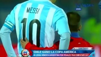 """Mali Čileanac """"opalio"""" selfie s Messijem dok je Leo tugovao"""
