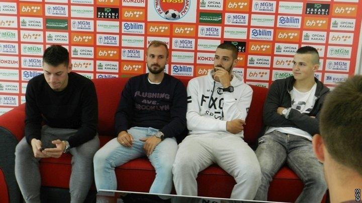 Osam novih igrača stiglo u Mladost DK