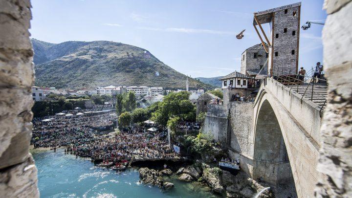 Skakači govore o izazovima skokova sa Starog mosta