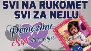 Rukometaši Vogošće igraju za Nejlu Alibašić