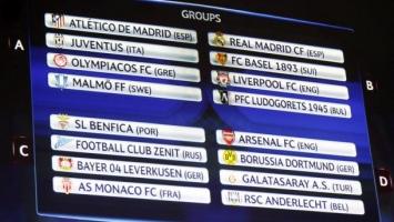 Vjerovatni sastavi za večerašnje utakmice Lige prvaka
