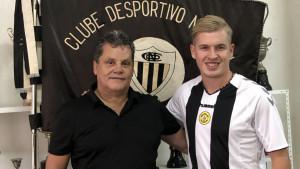 Vladan Danilović je novi igrač Nacionala