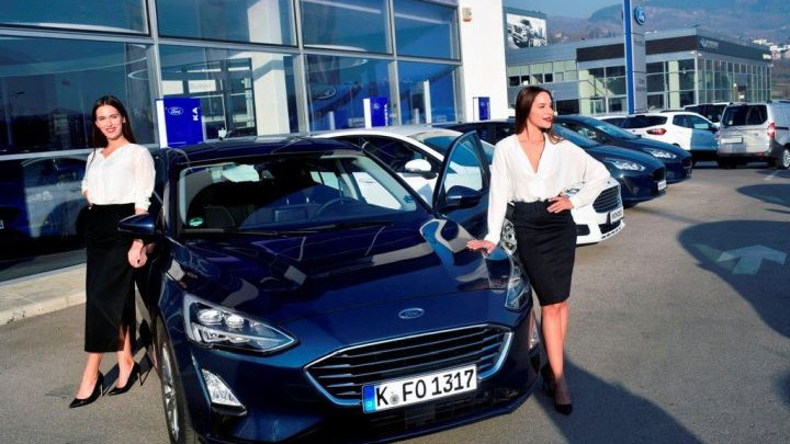 Stigao je potpuno novi Ford Focus u Bosnu i Hercegovinu