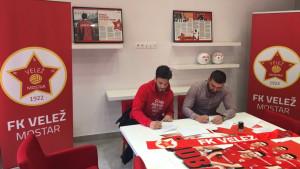 Adnan Dudić potpisao za FK Velež