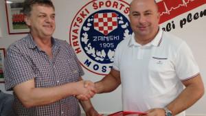 Zrinjski potpisao saradanju s drugim mostarskim klubom