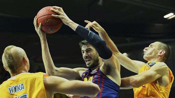 Andorra namučila Barcelonu