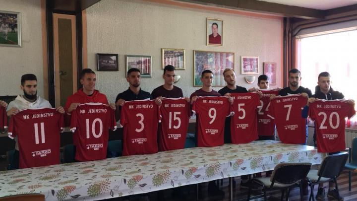 NK Jedinstvo u drugi dio sezone ulazi s novim igračima