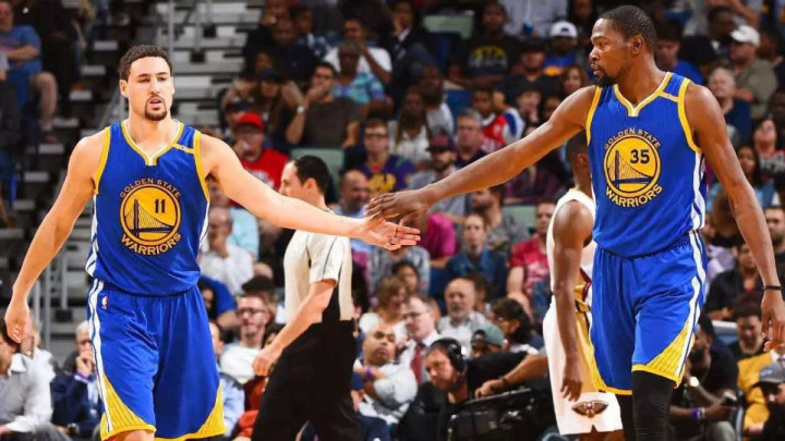 Durant ne igra ni večeras, Thompson pod upitnikom