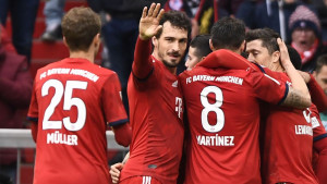 Bayern demonstrirao silu na Wolfsburgu, Borussia se mučila protiv Stuttgarta