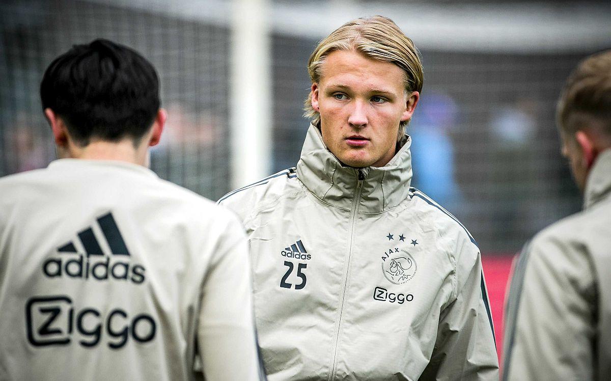 Ajax prodao još jednu zvijezdu: Dolberg zvanično ima novi klub!