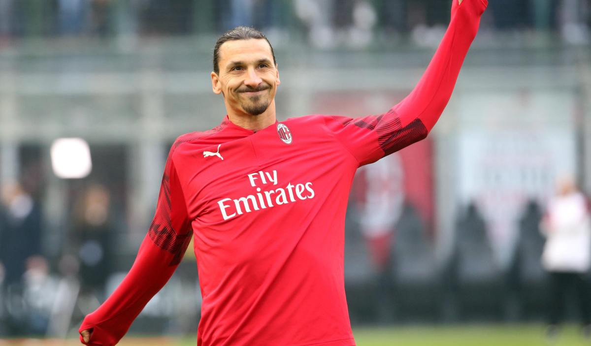 Da li će Ibrahimović ostati u Milanu: Iz kluba su dali jasan odgovor
