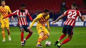Mozzart daje najveće kvote na svijetu: Barcelona 1,92, Lazio 1,98, Galatasaray 2,65, Lyon 1,47!
