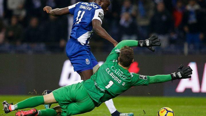 Porto slavio i preuzeo prvo mjesto