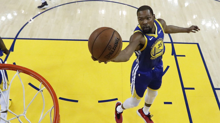 Kevin Durant propušta prvu utakmicu finala NBA lige