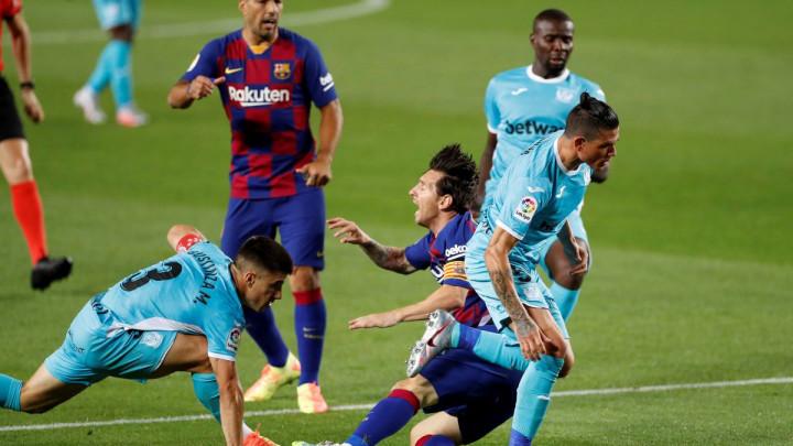 Barcelonin uspješan povratak na Nou Camp