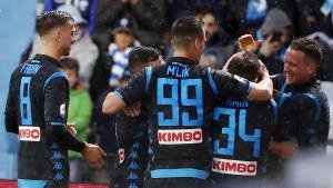 Napoli u prilično nebitnom meču pobijedio u gostima SPAL