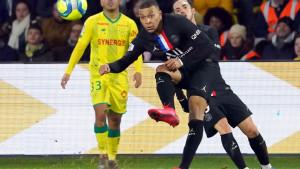 PSG slavio u Nantesu, Lille bolji od Rennesa