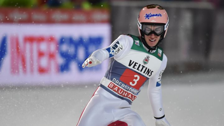 Štefan Kraft najbolji u Obersdorfu