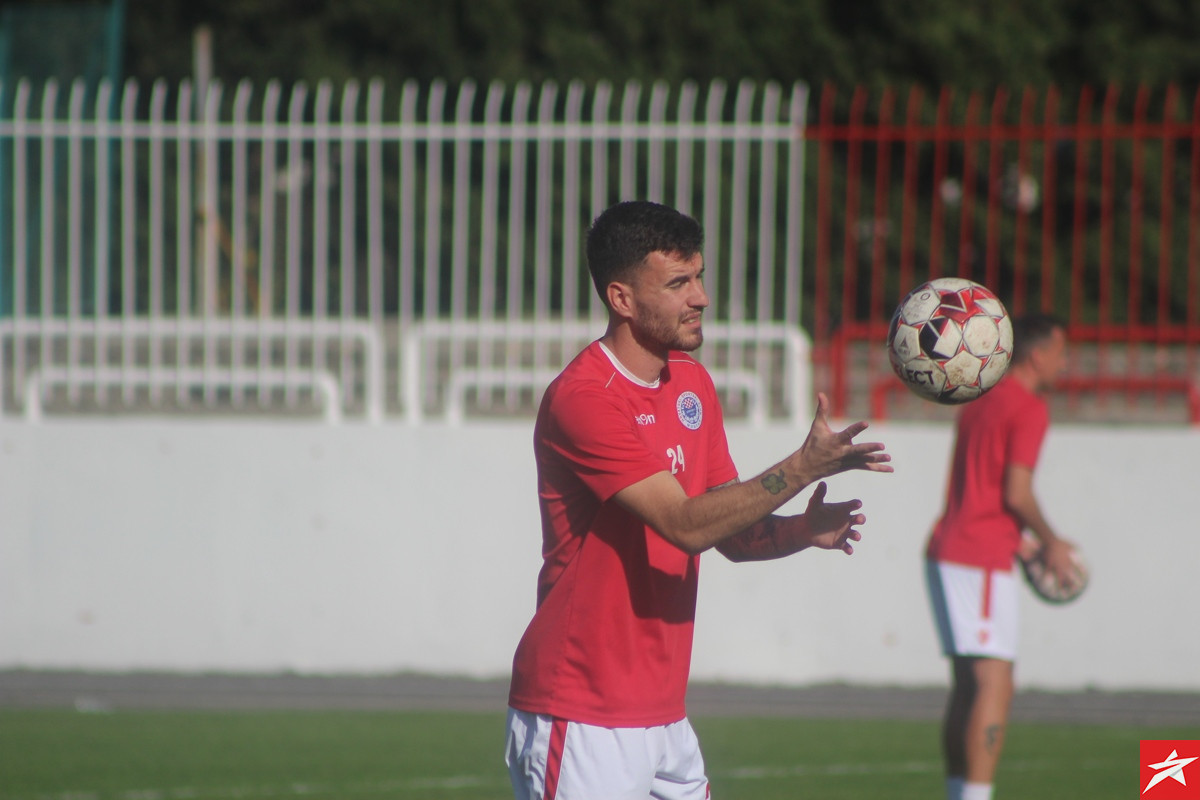 Ivan Lendrić: Znamo kakva će sutra biti atmosfera, nadam se našoj pobjedi