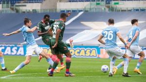 Revija golova na Olimpicu i teška pobjeda Lazija protiv Crotonea