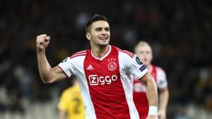 Nakon sjajne polusezone u Ajaxu stigla bogata ponuda za Dušana Tadića