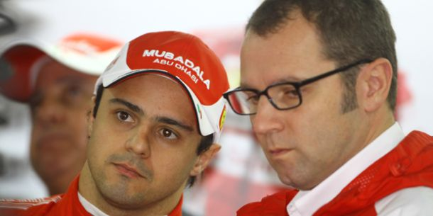 Massa sve bliže izlaznim vratima Ferrarija