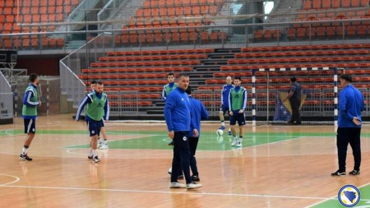 Bh. futsaleri spremni za okršaj protiv Švicarske