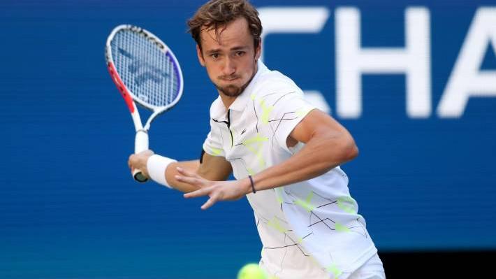 Danil Medvedev prvi finalista US Opena