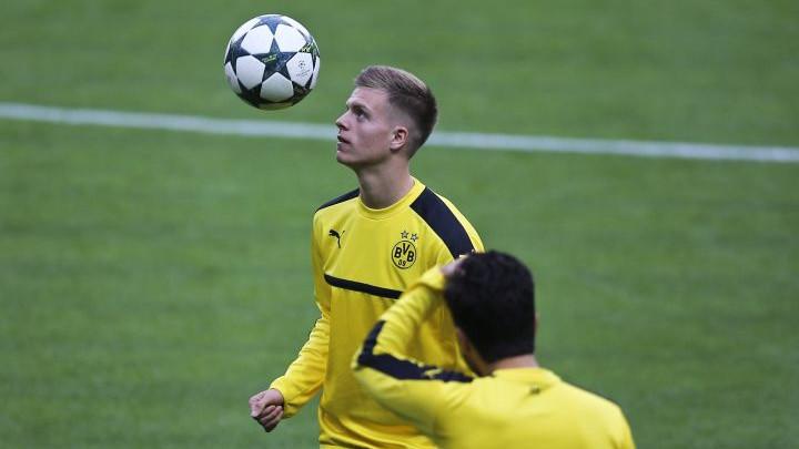Burnić se oprostio od Borussije Dortmund
