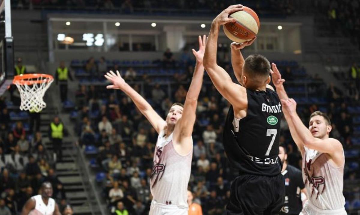 Partizan u uzbudljivom meču slavio protiv FMP-a i nanio mu prvi poraz u ABA ligi