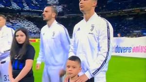 Ronaldo ga izveo na Giuseppe Meazzu: Igrač Intera ispunio želju sinu