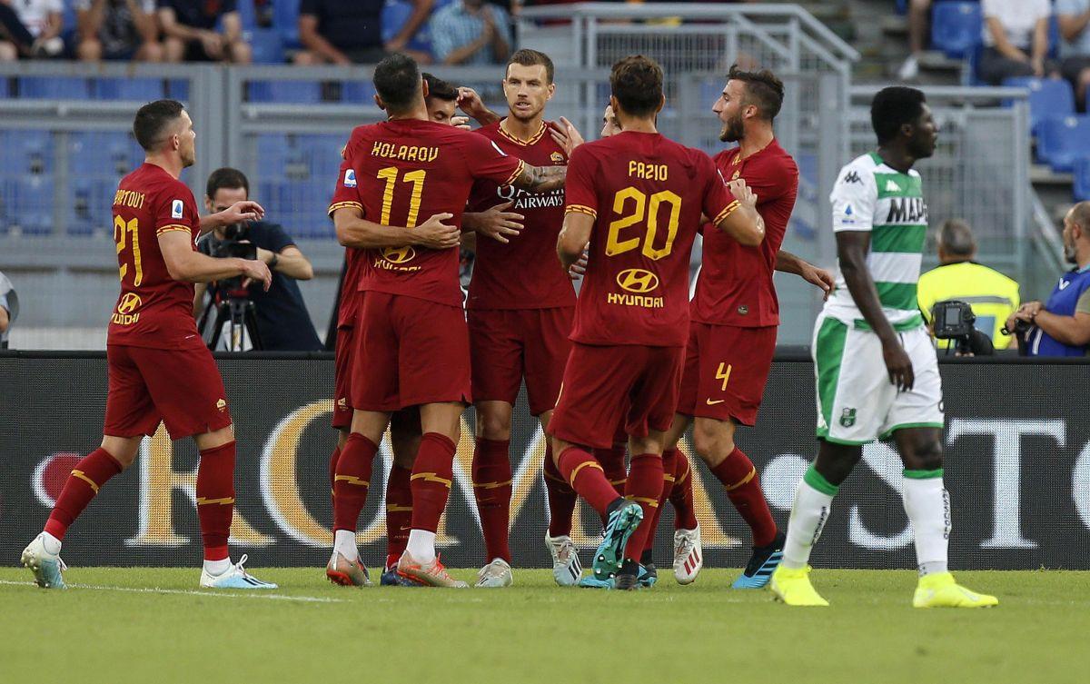 Igrač Rome nakon pobjede protiv Sassuola: Sada, fokus na Ligu prvaka!